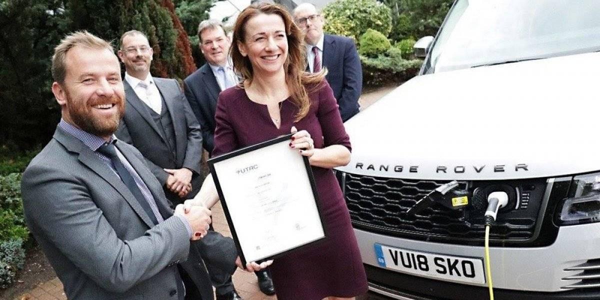 Jaguar Land Rover supera la certificación por su desempeño ambiental