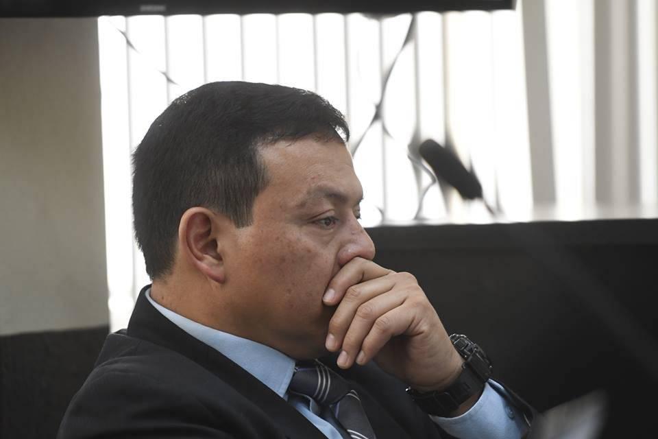 """Rudy Martínez, obstruyó la justicia en favor de la red criminal """"Los Huistas"""". Foto: Omar Solís"""