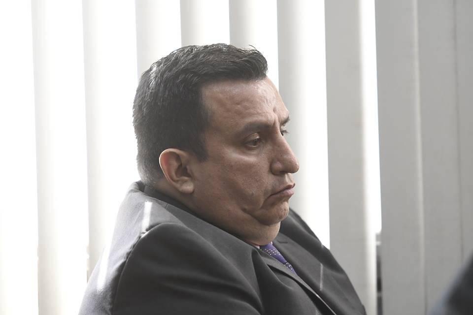 """Mario Menéndez, obstruyó la justicia en favor de la red criminal """"Los Huistas"""". Foto: Omar Solís"""