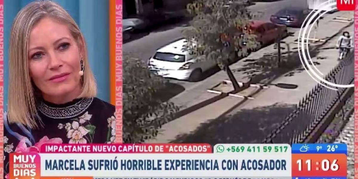 Marcela Vacarezza se quebró en pantalla tras revelar que fue abusada a los 14 años