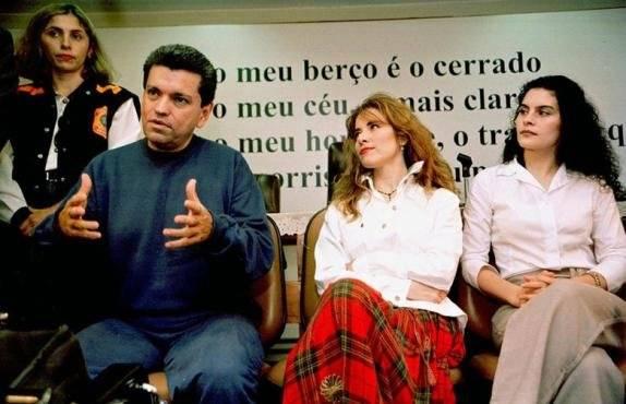 Sergio Andrade, Gloria Trevi, Mary Boquitas