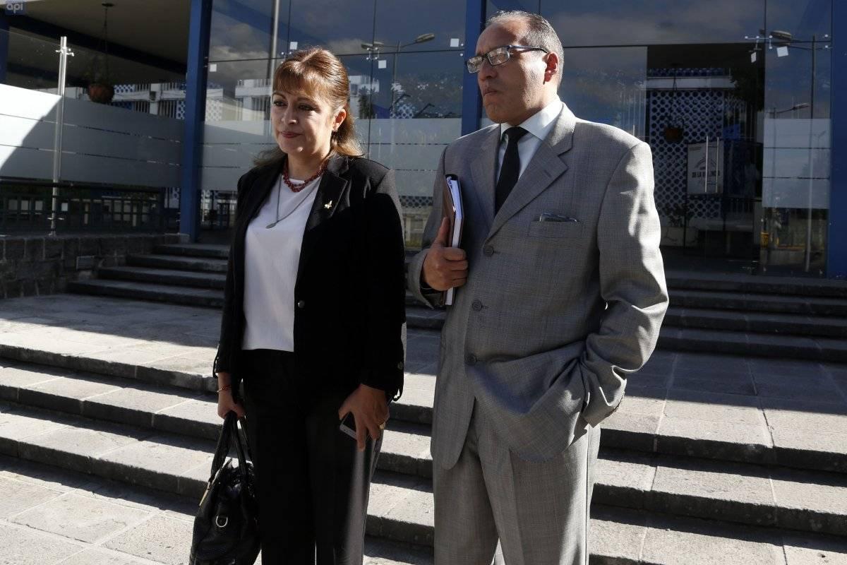 Caso David Romo: Se denunció a siete agentes de la Dinased API