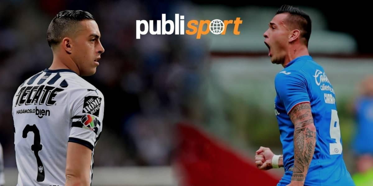 Monterrey vs Cruz Azul, ¿dónde y a qué hora ver el partido?
