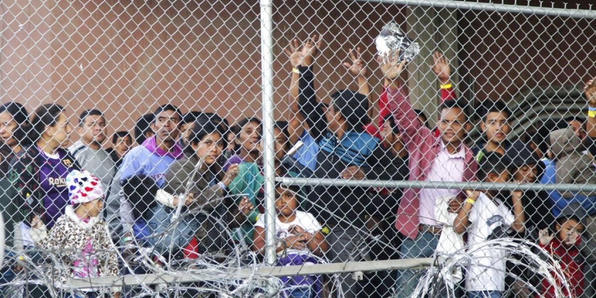 Patrulla Fronteriza de EE. UU. ordena liberación de migrantes
