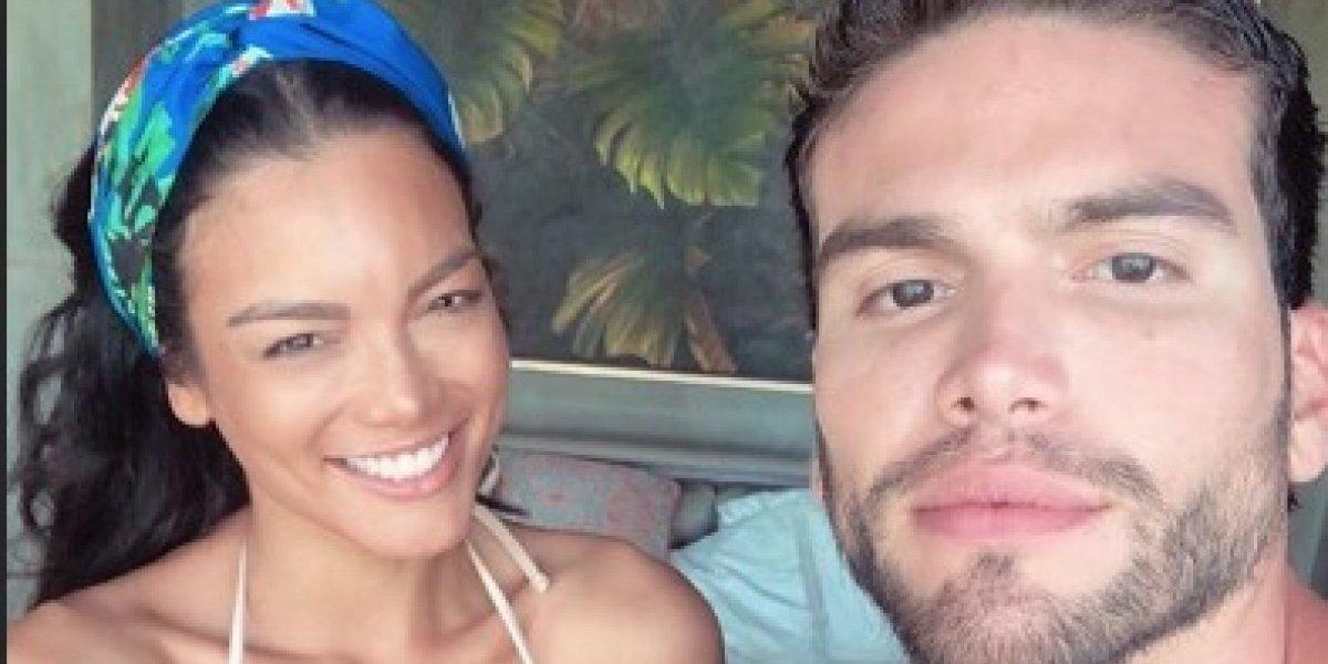 """Zuleyka Rivera """"bien tostá"""" en sus vacaciones en Puerto Rico"""