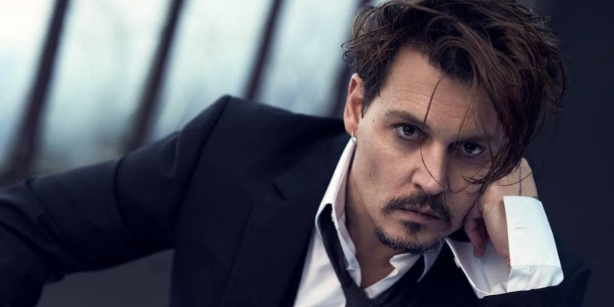 La polémica nueva relación de Johnny Depp: su novia es 35 años menor que él