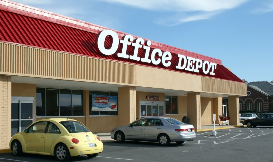 Office Depot fraude