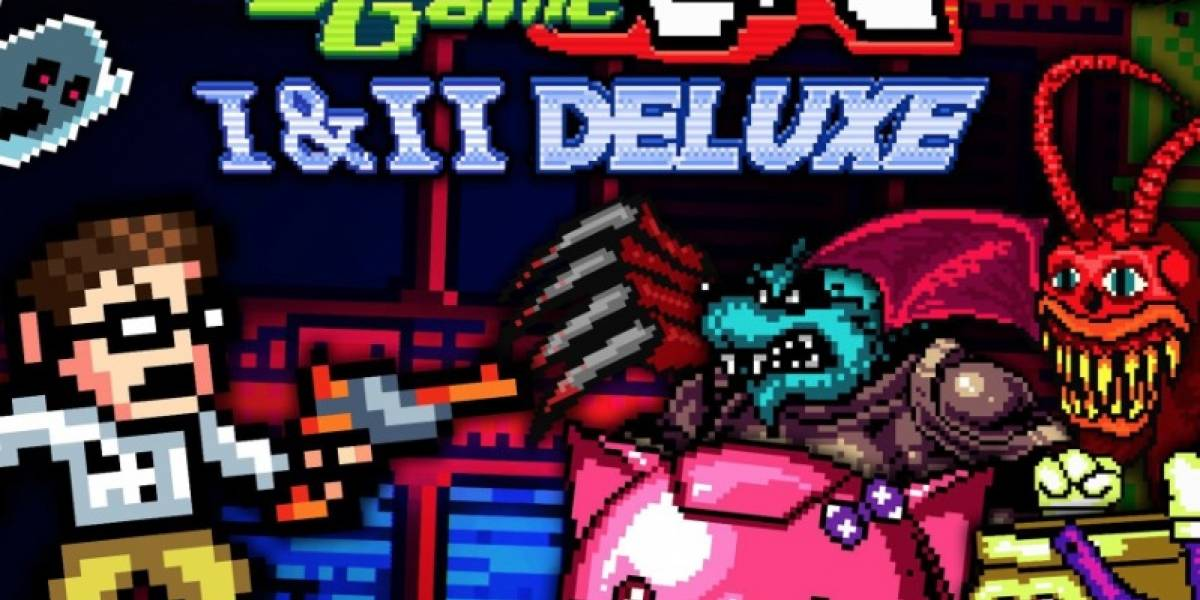 Se anuncia Angry Video Game Nerd I & II Deluxe para consolas