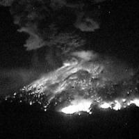 ¿Qué está pasando con el volcán Popocatépetl en México?. Noticias en tiempo real
