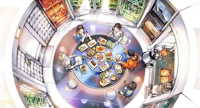 """Japón presenta """"Space Food X"""" nuevo sistema de alimentos para los viajes al espacio"""