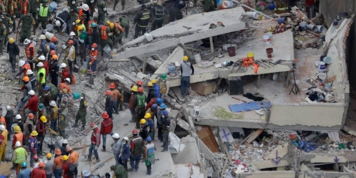 Por fin hay fecha para reconstrucción en México por sismo del 19 de Septiembre del 2017
