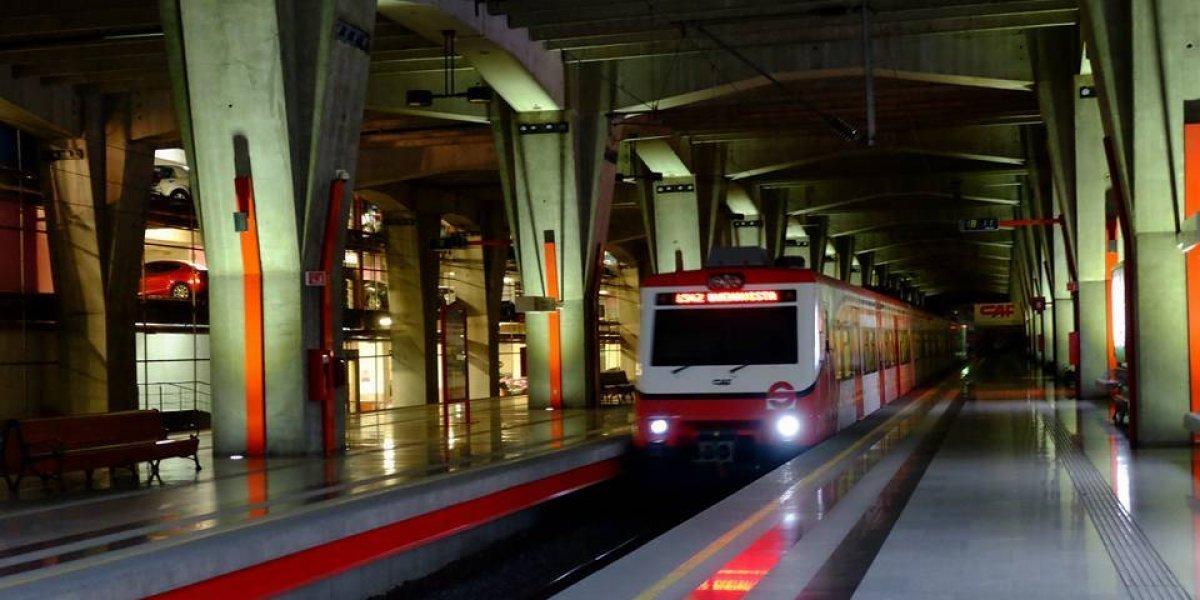 Tren Suburbano sube su tarifa a partir del domingo