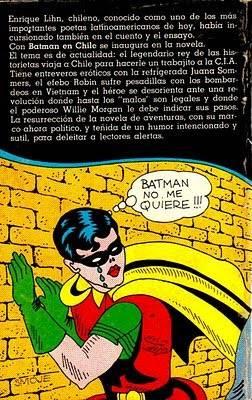 Batman en Chile