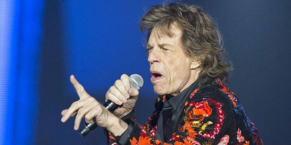 Problemas de salud de Mick Jagger obligaron a los Rolling Stones a cancelar su gira