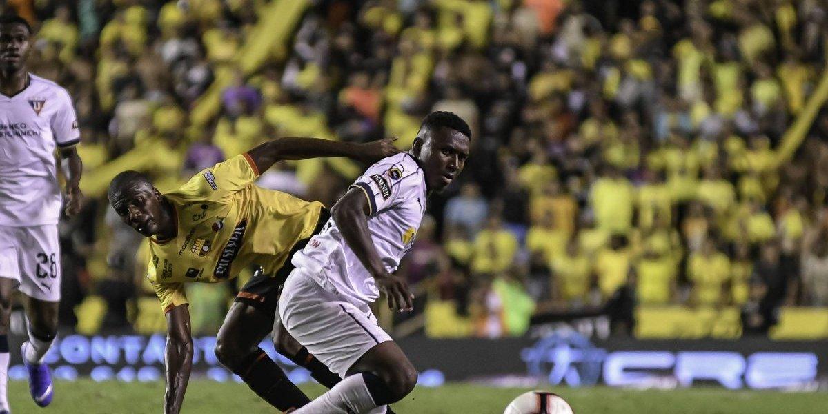 Liga pro Ecuador: Los 'Albos' sacan empate en el Monumental
