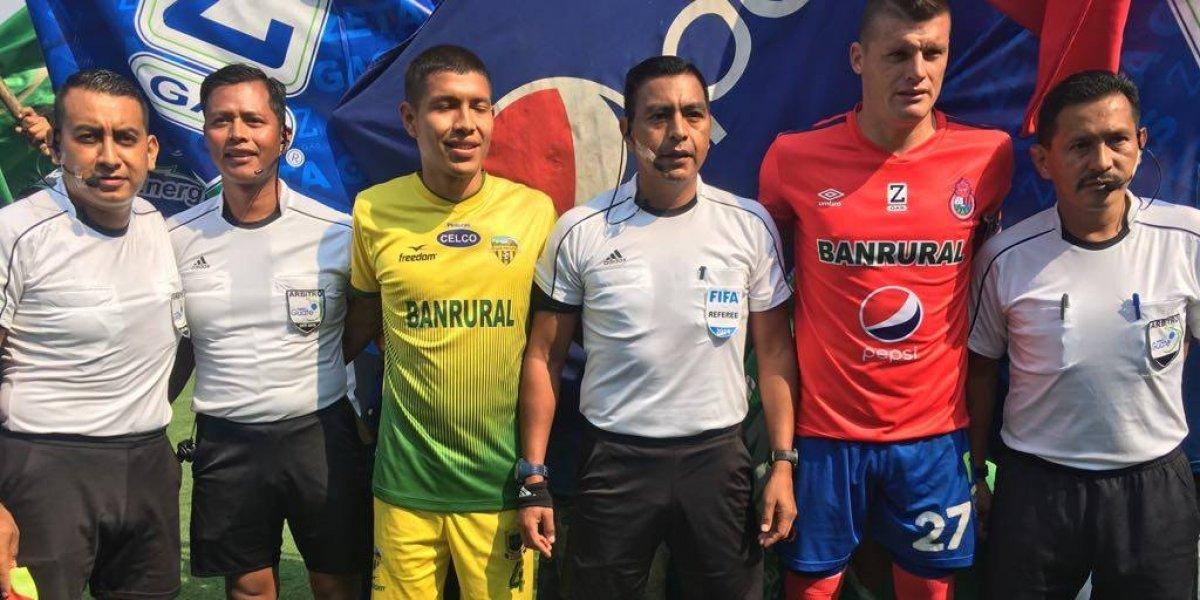 El detalle con el que la Liga Nacional respeta el luto por la tragedia de Nahualá