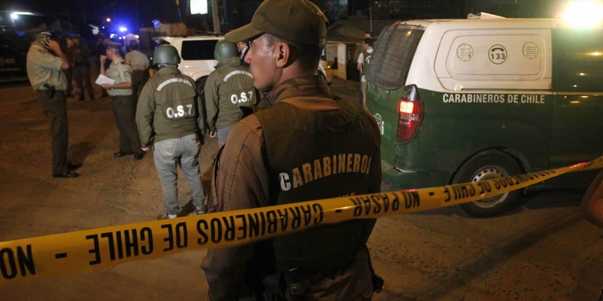 Hombre fue asesinado de una puñalada por su propio hermano en Pudahuel