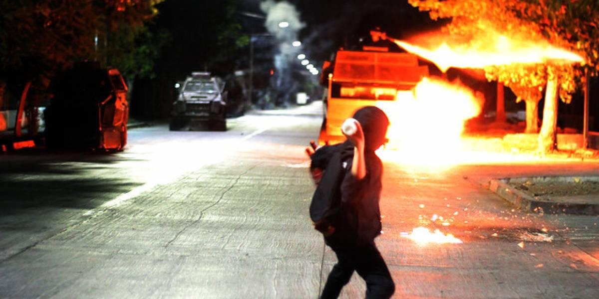 Día del Joven Combatiente: cinturón salva la vida a carabinero tras recibir balazo en Santiago