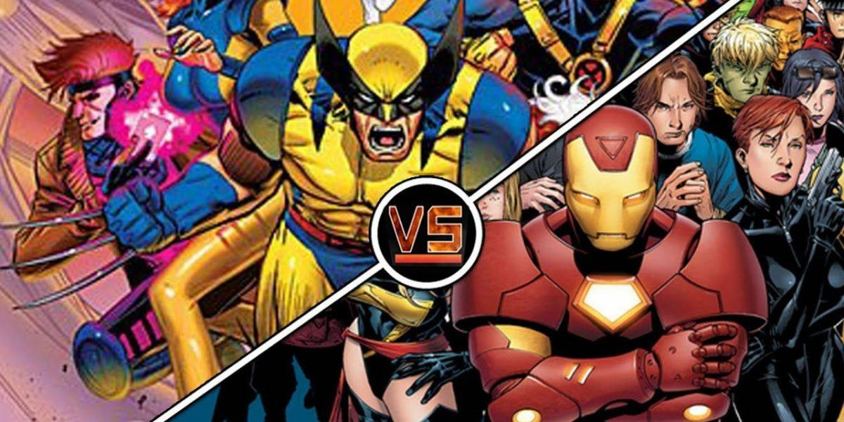 """Marvel: Se revela cuándo se unirán los """"X-Men"""" a los """"Avengers"""""""