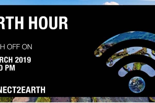 La noche del 30 de marzo se festejará 'La hora de la Tierra'