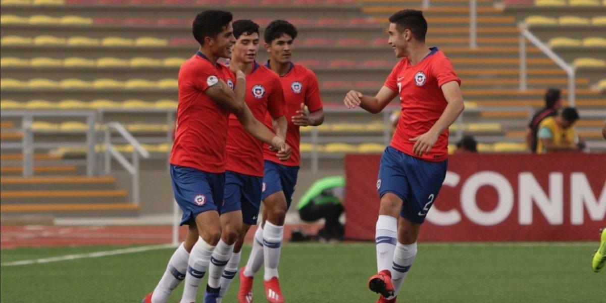 Cuándo, dónde y a qué hora: La programación de la Roja en el hexagonal final del Sudamericano Sub 17