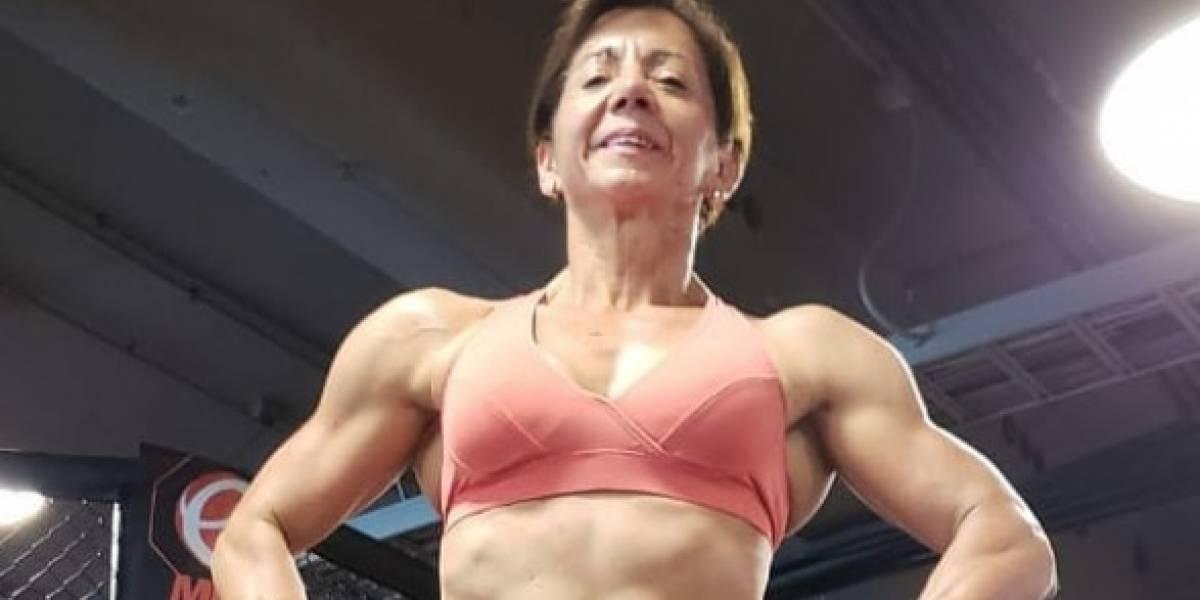 Abuela chilena de 66 años participará en certamen Miss y Mister América: tiene solamente un 8% de grasa en el cuerpo