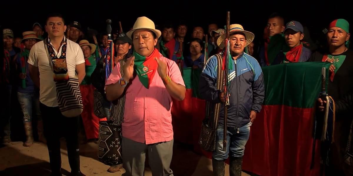 Las peticiones de la minga indígena para el gobierno colombiano