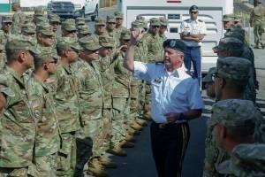 Misiones de la Guardia Nacional en América Central