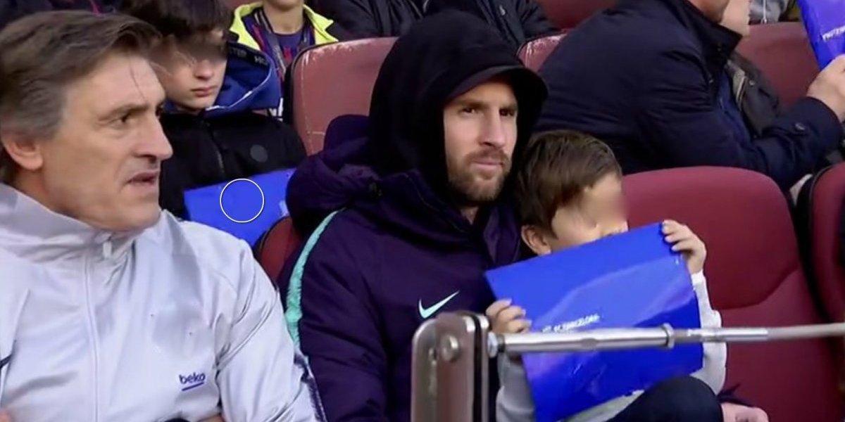 El hombre que suele estar cerca de Messi: ¿Quién es Pepe Costa?