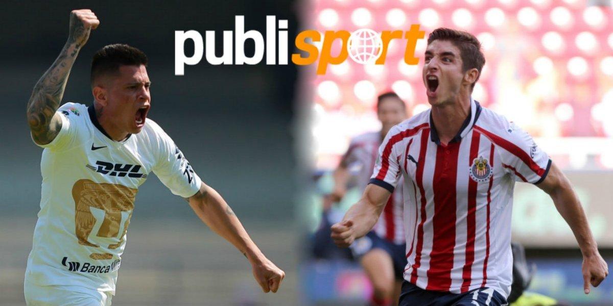 Pumas vs Chivas, ¿Dónde y a qué hora ver el partido?