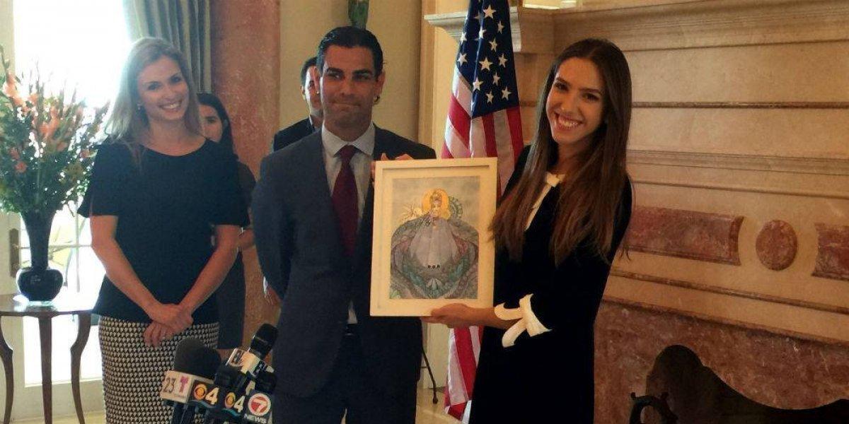 Esposa de Guaidó pide no detener ayuda para Venezuela