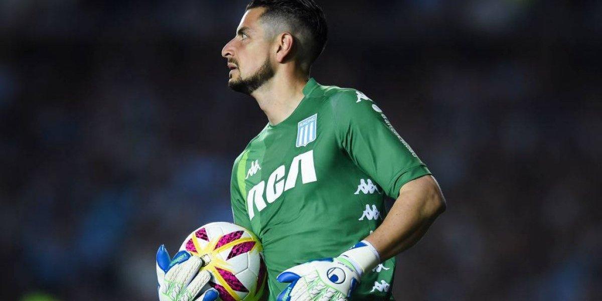 Coudet definió la formación con la que Racing buscará ser campeón de la Superliga de Argentina