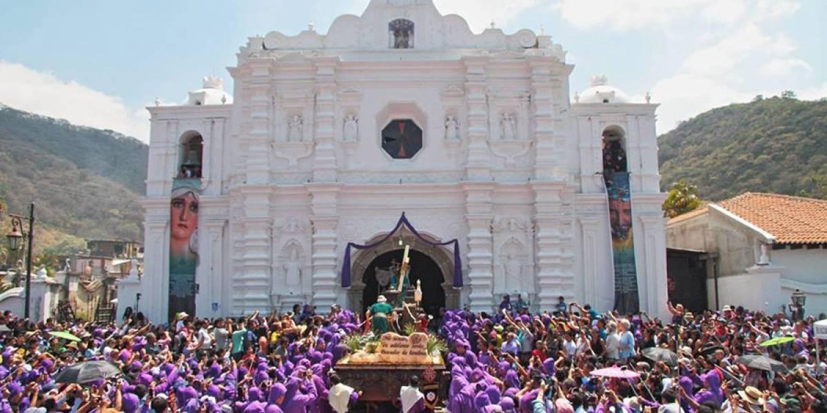La aldea Santa Ana se llenará de fervor con Jesús Nazareno de la Dulce Mirada