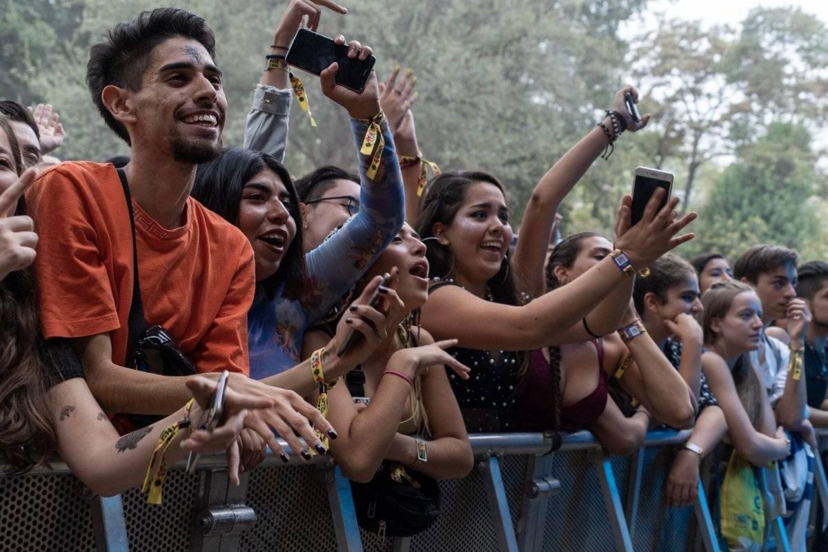 Tomasa del Real en Lollapalooza Chile 2019 / Crédito: Eduardo Ángel