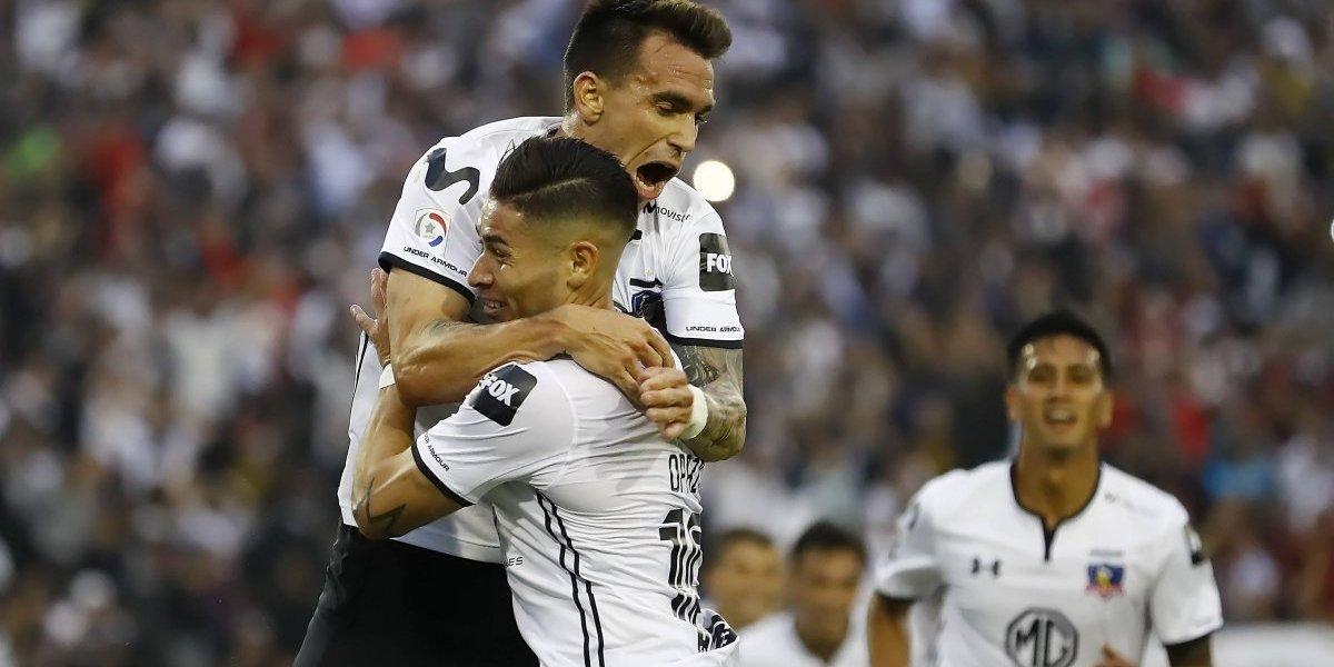 Colo Colo derrotó con garra a Iquique y se inslaló en la parte alta del Campeonato Nacional