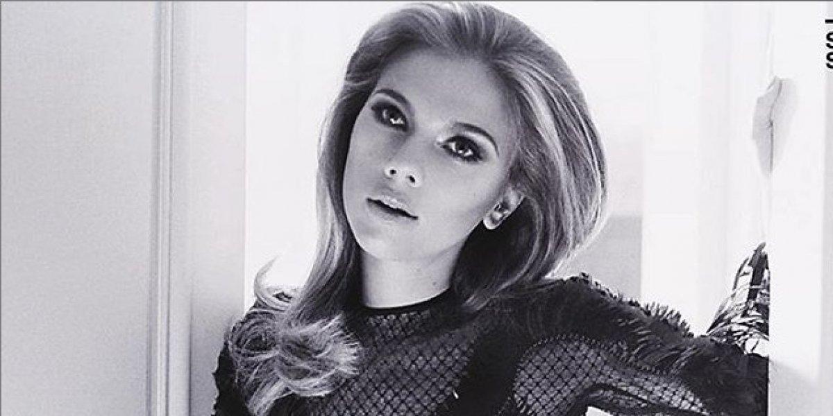 Scarlett Johansson: Este es el resultado de reducción de senos