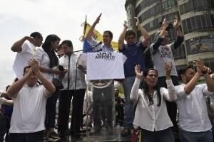 Nueva ola de protestas en Venezuela