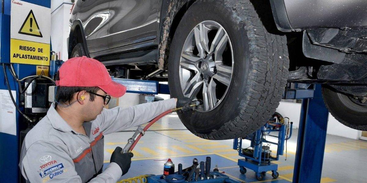 4 razones claves para poner atención a los neumáticos en tiempo de lluvias