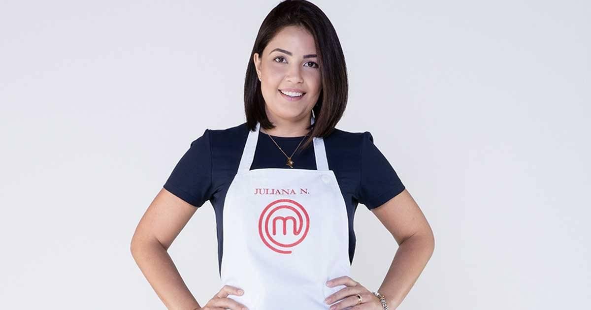 Juliana Nicoli também se identifica com a cozinha contemporânea Foto: Divulgação/Band
