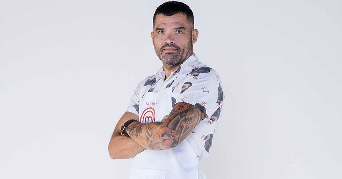 Marcus Lima se identifica com a gastronomia contemporânea Foto: Divulgação/Band