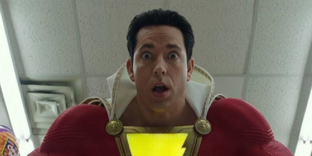 ¡Atención! Se han filtrado escenas post créditos de ¡Shazam!