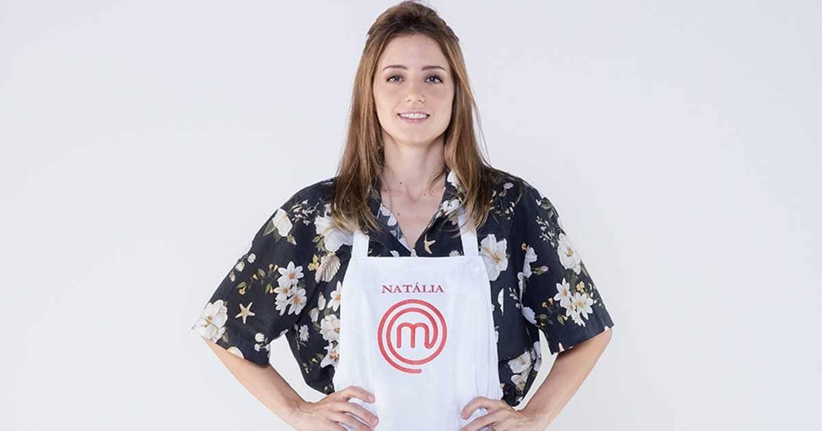 Natália Jorge é ligada à cozinha italiana e vegetariana Foto: Divulgação/Band