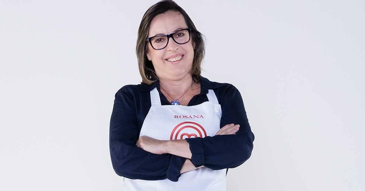 Rosana Teresa se identifica com a gastronomia italiana e mediterrânea Foto: Divulgação/Band