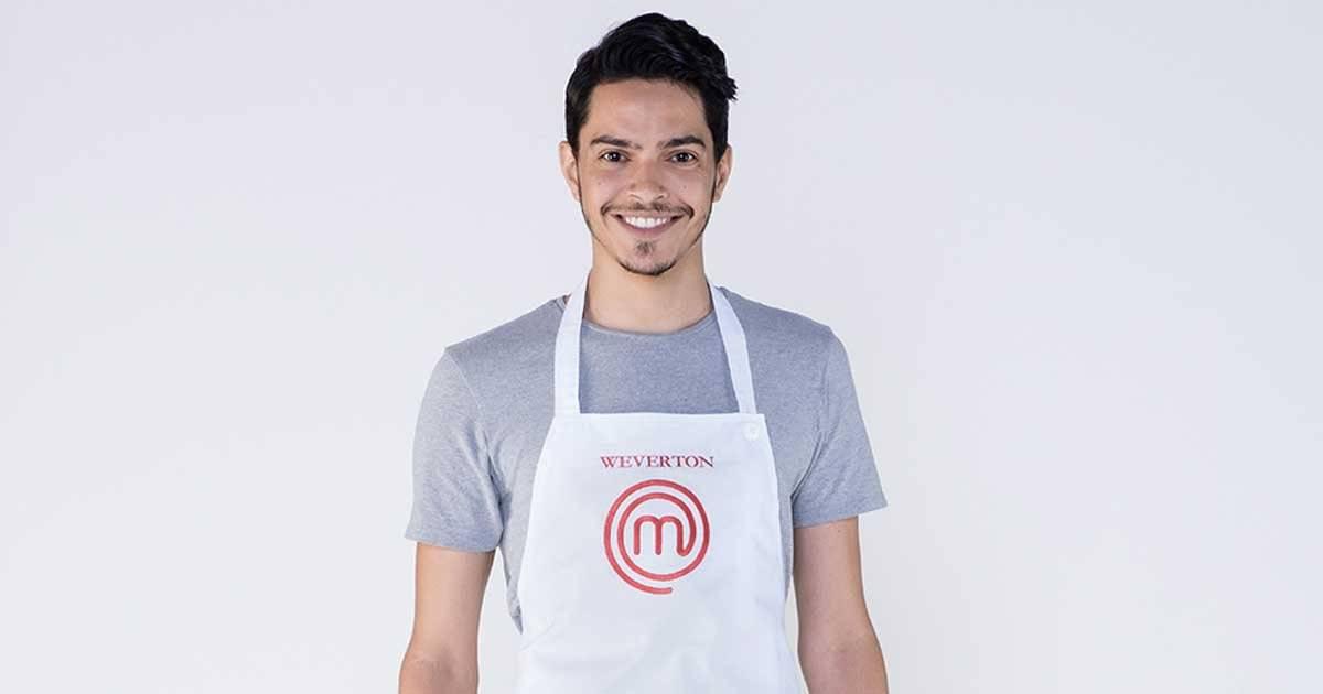 Weverton Barreto gosta da cozinha francesa e italiana Foto: Divulgação/Band
