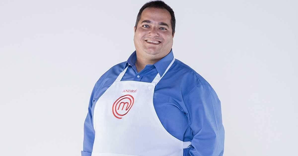 André Boratto gosta de cozinha contemporânea com sabor Foto: Divulgação/Band