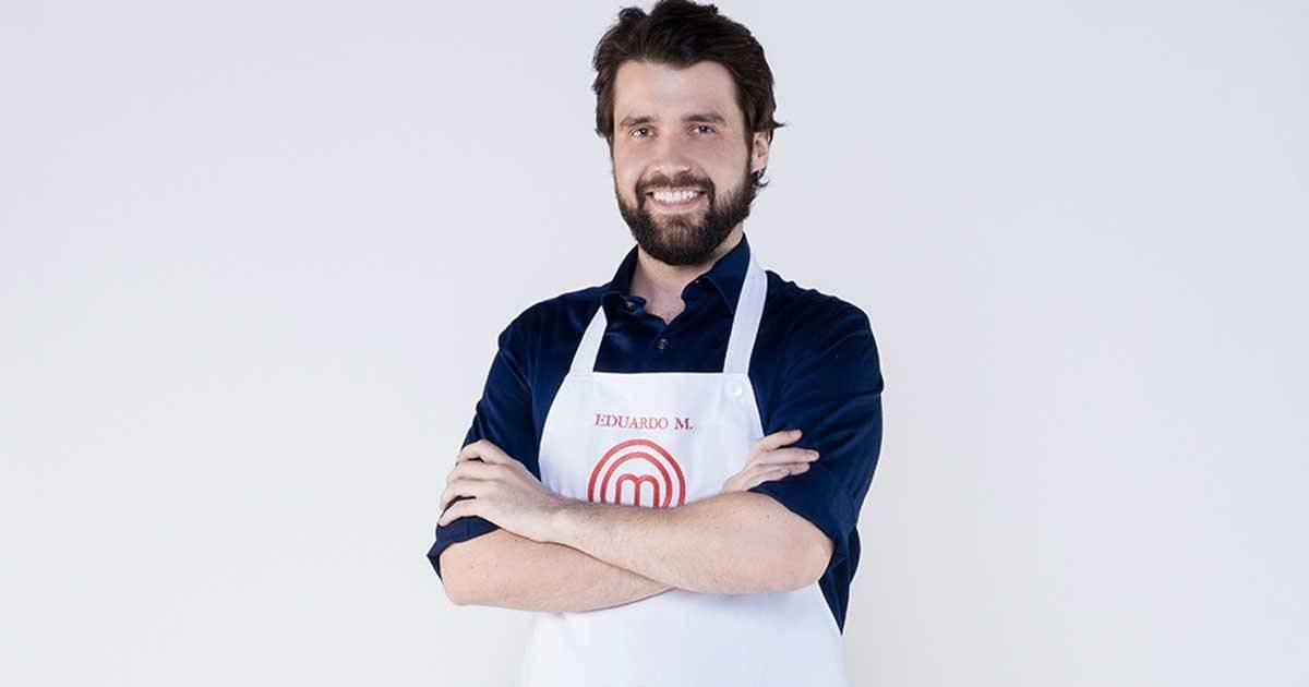 Eduardo Mauad gosta de gastronomia contemporânea Foto: Divulgação/Band