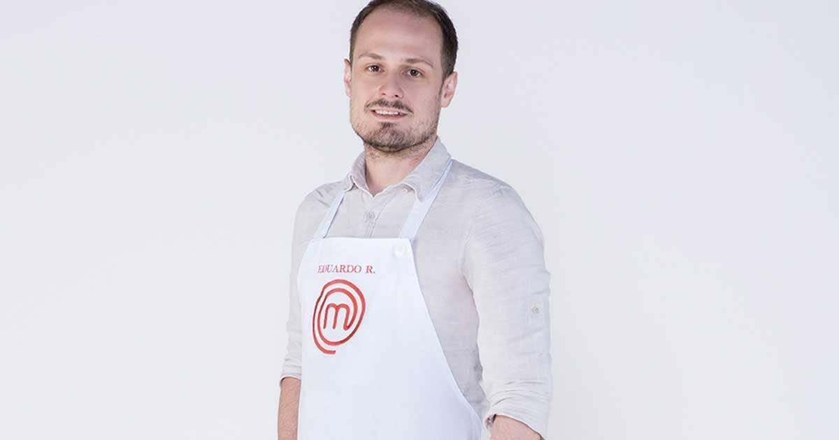 Eduardo Richard também se identifica com a cozinha contemporânea Foto: Divulgação/Band