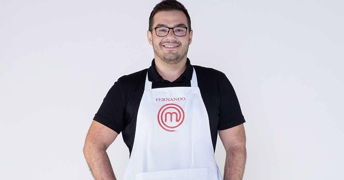 Fernando Consoni conta que sua culinária é afetiva Foto: Divulgação/Band