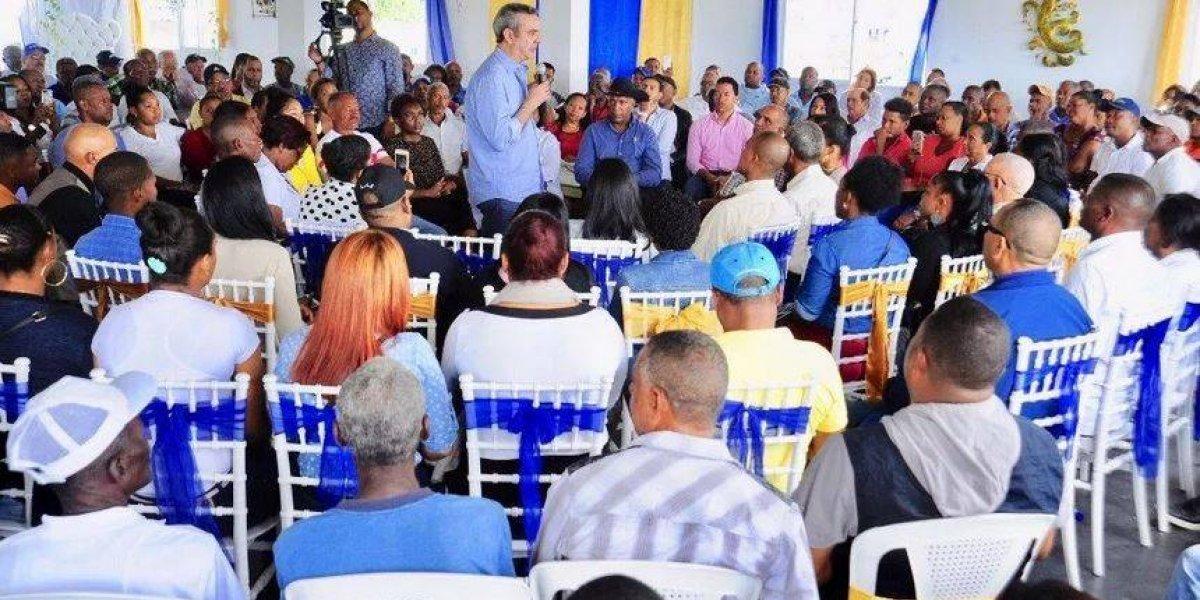 Luis Abinader asegura en Gobierno del Cambio se hará cumplir cada ley y cada norma
