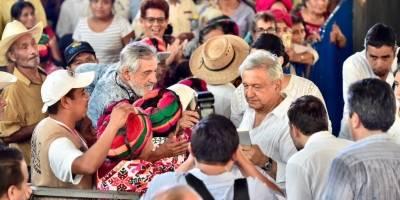 AMLO en San Luis Potosí